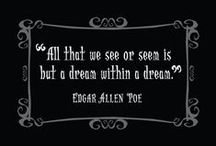 A Dream Within A Dream... / All that we see or seem... is but a dream within a dream... Edgar Allen Poe