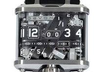 Men Timekeepers