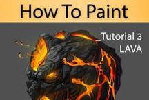Art Education / Tutorials for the art minded