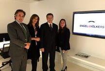 Nuevas licencias - New Licences / Nuevas Licencias firmadas Engel & Völkers España New licences signed by Engel & Völkers Spain #RealEstate #Inmobiliaria
