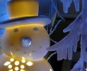 Snowman / Christmas