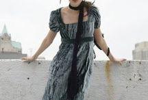 Vaateompelu ja -tuunaus / Mielenkiintoisia vaatteita ja yksityiskohtia inspiraation lähteitä ompeluksiin.