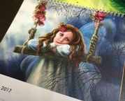 Fantasy gifts / Canvas Print. Posters. Cards Greeting.Necklaces, Buttons, Keychains,
