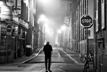 """Down The Backstreets... / """"There are no wrong turnings. Only paths we had not known we were meant to walk."""" ― Guy Gavriel Kay,"""
