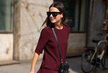 Street Style - Women / Les élégantes de la rue