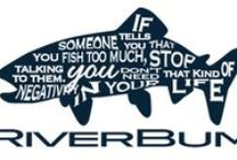 Fishing Quotes / Wisdom from those who fish.