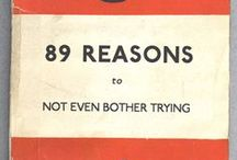 Yet Another... / 89 Reasons To Not Even Bother Trying!!!...