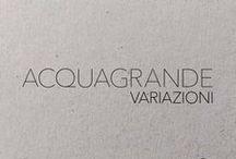 """ACQUAGRANDE-Variazioni / [""""Variazioni-Acquagrande"""" è la linea di opere espositive creata in occasione dell'anniversario di Ceramica Flaminia. Le ceramiche non sono al momento acquistabili! - """"Variazioni-Acquagrande"""" is the Exibithion line designed for the 60th Anniversary of Ceramica Flaminia. Ceramics are not available for sale!]"""