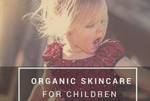 Skincare / For organic, natural and luxurious skincare.