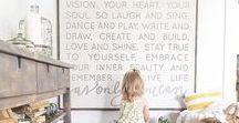 Decor • Home / Home decor inspiration and ideas.