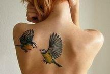 Tattoo <3 / Inspiração...