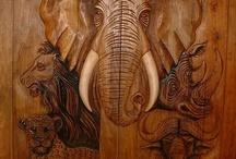 For the love of elephants! / by Irene Hertel