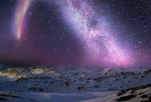 Beyond Space and Time / I have to at least see these once: the Northern lights. Maybe someday. / by Angela Chen