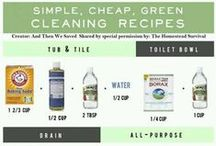 DIY - CLEANING & TIPS
