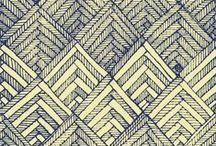 Art: Patterns / Allerlei soorten patronen