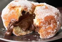 SWEET TREATS - DESSERTS - PUDDINGS / All things that are heavenly & sweet!