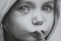 Art: Pencil drawings / Fantastic pencil drawings