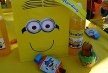 Hardings Minion party