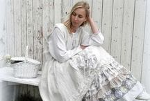 Shabby móda / Vintage Shabby Clothing  Nestárnoucí,nadčasová vintage móda