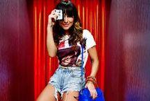 Sabrina Sato, veste jeans Degrant para campanha Lilly's Closet