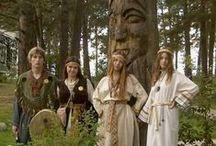 Slované*Славяне*Słowianie*Slavs / Slavic folklore - we all have same ancestors Czech Republic, Slovak Republic, Poland, Russia, Ukraine, Macedonia, Croatia, Slovenia, Montenegro, Serbia