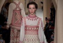 Slavic fashion inspiration / Slavic fashion inspiration