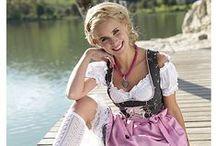 Kroje-Germánské,Saské a Bavorské / Folklor - Germáni,Sasové,Bavoráci