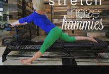 Unlock. / Stretching and feel good moves for the body