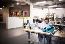 Trakke Basecamp / A look behind the scenes in our workshop!