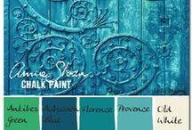 Barvy / Barevné kombinování