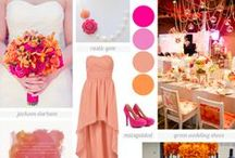 Wedding: Color Inspiration / Color palettes and other inspiration!  / by Sarah James