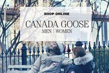 Men's Canada Goose / Get your Canada Goose here www.nagpeople.com