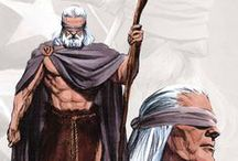 Bogowie - Półbogowie