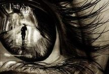 Sentient - Eyes / The look of the Sentient