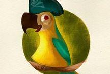 Pimp my Parrot / Il pappagallo della settimana