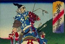 Bushi: ukiyo-e