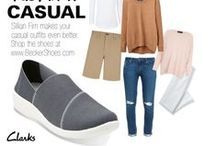 1. Polyvore Styled / Connect with our Polyvore page. http://beckershoes.polyvore.com/  Find the latest styles from Becker Shoes and see how to style them! #BeckerShoesStyle
