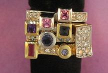 Estate Jewelry / find at diamondcreations@gmail.com