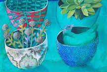 Turquoise / Turquoise, la pierre, la couleur, les bijoux...