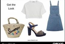 Get The look. Outfits