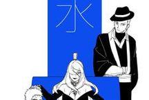 Kirigakure / #kirigakure #mei #ao #zabuza #haku