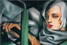 Tamara de Lempicka / 1898-1980