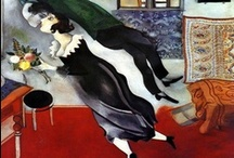 Marc Chagall / Marc Chagall 1887 - 1985 Fantasy art / nezavisim