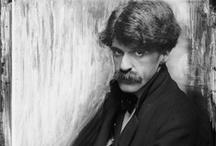 Alfred Stieglitz / Alfred Stieglitz 1864 - 1946 / portrait photo