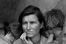 Dorothea Lange / Dorothea Lange 1895 - 1965 / portrait