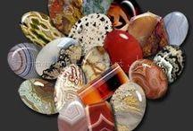 Fossils, rocks & minerals / Geology. Rocks, Minerals, fossils... Cool, pretty, shiny, dull, dirt! / by Winnie Adams
