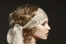 here for hair... / Love my hair, love to do stuff with it, love these ideas:) / by Catherine Bruton
