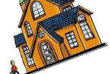 Home Mortgage and Economics / #Home mortgage The American Dream. Finding an affordable home? http://www.goldmortgage.com