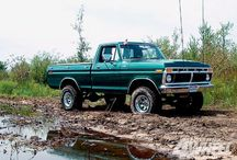 Trucks and more trucks  / Just love trucks  / by Bonnie Shiever-Moore