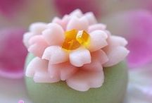 Japanese Sweets / by Elca Kho